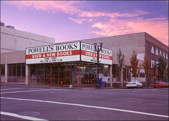 Powells' City of Books